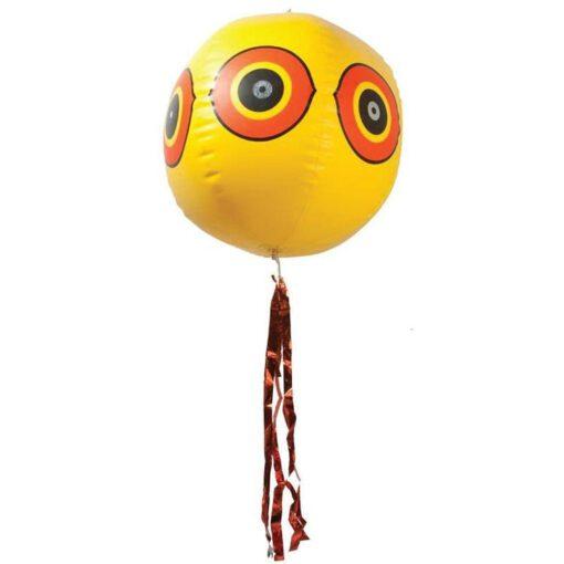 כדור עיניים להברחת יונים וציפורים