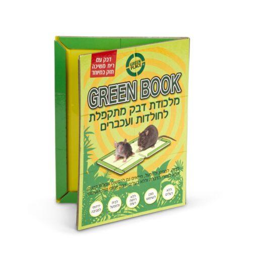 ספר ירוק - גרין בוק - עומד
