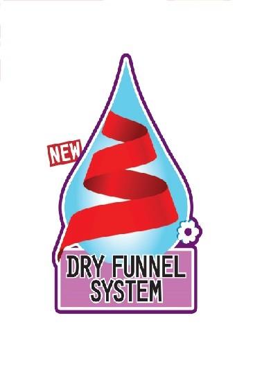 Dry Funnel System - מיני פלצת